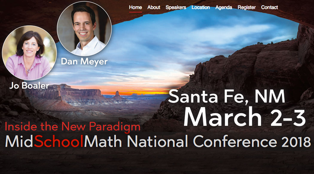 midschoolmath national conference