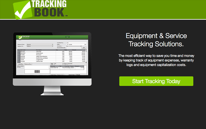 Tracking Book